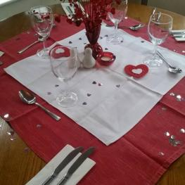 Valentine's Day at The White Hart Cuxton
