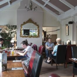 The White Hart Cuxton Food 1